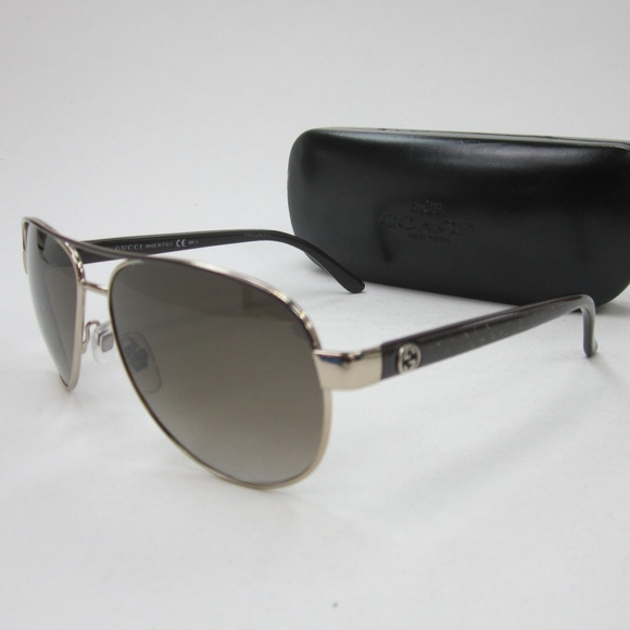 cb242a165db Gucci Accessories - Gucci GG 4239 S Aviator Sunglasses Italy OLN231